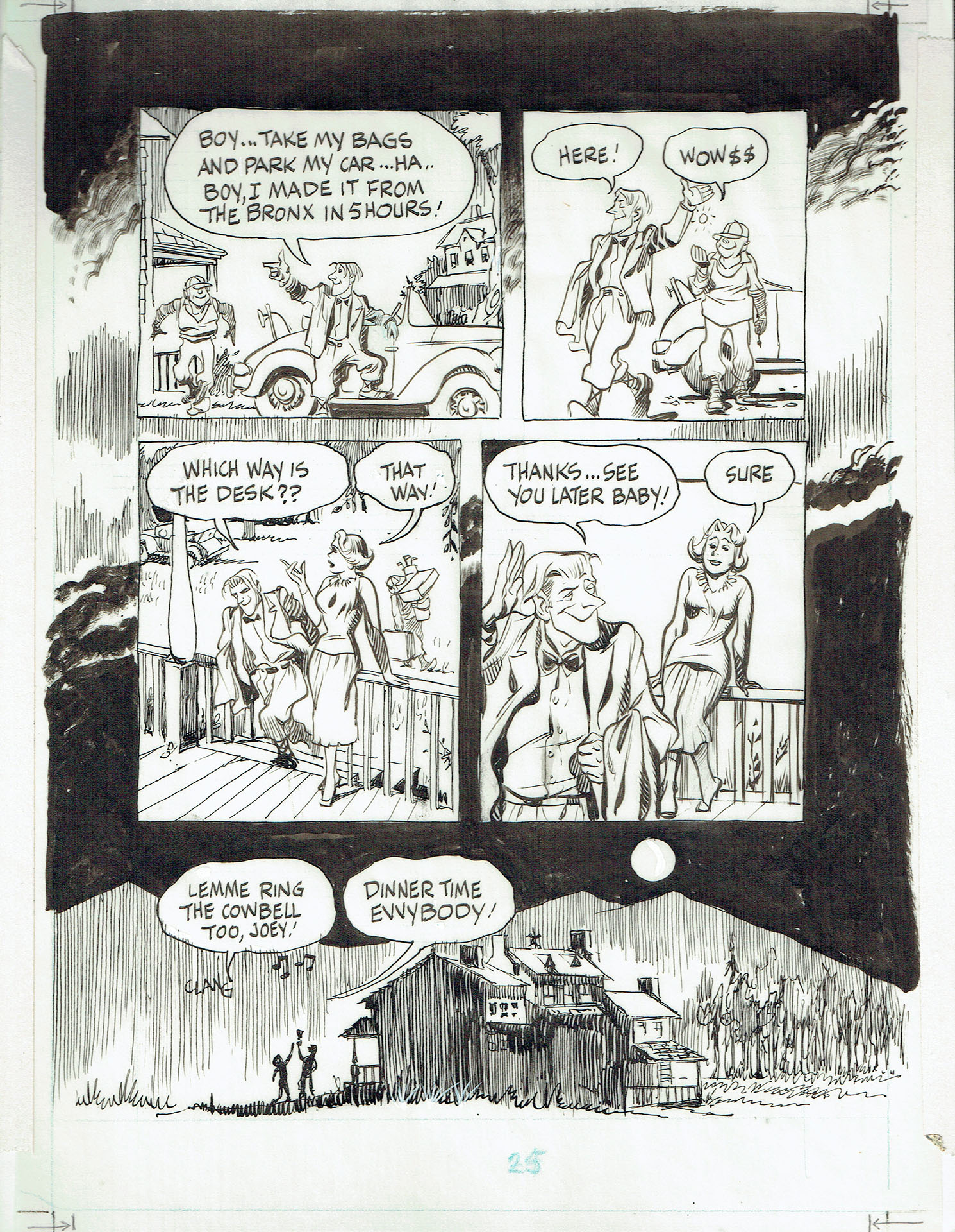 Contract With God Will Eisner
